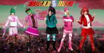 XNA -  Wreck it Ralph - Sugar Rush Racers Pack DL by DeathsFugitive