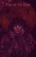 Pallete challenge - Fear of the Dark by Miss-Alex-Aphey