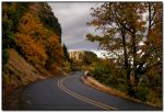 Autumn in the Gorge  003b by LoneWolfPhotography