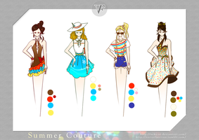 Summer Couture by Neko-Vi