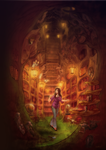 The Underhill Series: Restitution cover by cinemamind
