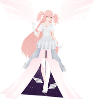- MMD NC - MADOKAMI by NoUsernameIncluded