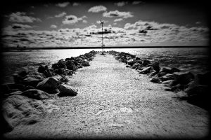 Jetty by BAGilligan