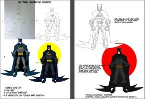 Animated Batman Composition by Rene-L