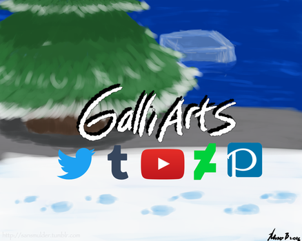 GalliArts new header by GalliArts