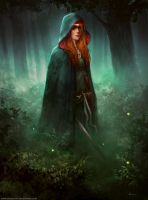 Sherwood's Legacy Rebecca of York by HELMUTTT