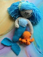 Bebe Mermaid by Brookette