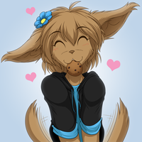 Maddie Took a Cookie by Twokinds