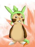 Chespin by tiketot4