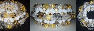 Angel Kandi Cage Cuff by anne-t-cats