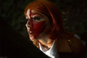 Attack on Titan - Petra - As far as I could get. by MilliganVick