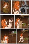 Feral page 32 preview by Reinder