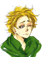 Tweek by denmeka