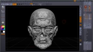 Zbrush Sculpt Update 2 by JS-Graphics
