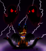 Ghost of a night by eevee4everX3