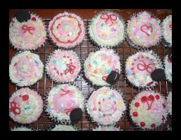 Sweet Deco Cupcakes 4 by Missi-Moonshine