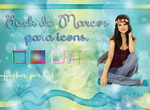Pack de Marcos para icons by MelyHoran577