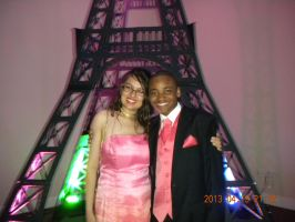 prom a night in Paris by Tinkerbell0522