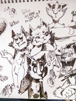 Doodles1 by GauthamHail