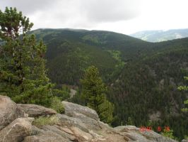 Rocky Mountains 3 by gabalillyput42