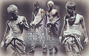ZEA Leader-Magnae Wallpaper by KissOfDeathXxX
