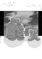[USUK] You, Me, and the Sky by KJCandy