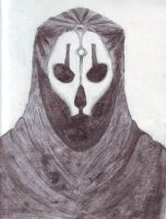 Darth Nihilus by cheesedude1