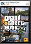 Grand Theft Auto V PC Cover v2 by InterGlobalFilms