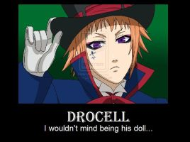 Drocell Motivational by TheMistressOfAnime