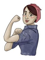 You Can Do It Tereza! by TeaForOne