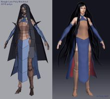 Shanoa WIP 02 by HecM