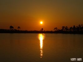 Sunset 032611 02 by Skip1967