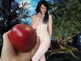 Temptation by olamever