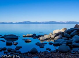 Lake Tahoe Morning 150824-12 by MartinGollery