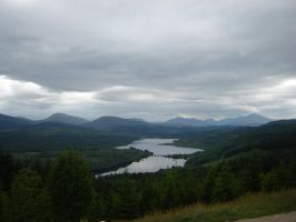 Scottish Highlands 005 by presterjohn1
