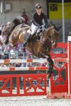 3DE Show Jumping Phase Stock 182 by LuDa-Stock