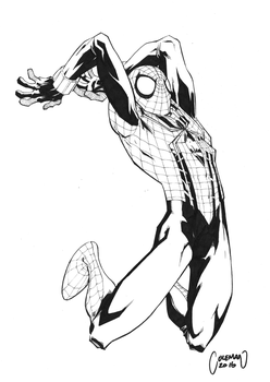 Ben Reilly Spider-Man by RedCole84