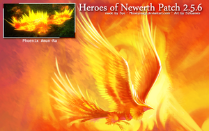 Heroes of Newerth 2.5.6 Patch by Moonymage