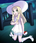 Pokemon Sun and Moon: The Lillie of the Island by Zion2