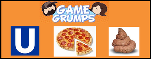 Say what you see! Game Grumps by Froodals
