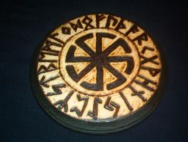 Runic Wheel by runehammer9