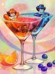 Gadgetini Martinis by Cortoony