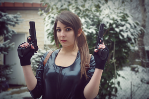 Tomb Raider Chronicles Cosplay by Dragunova-Cosplay