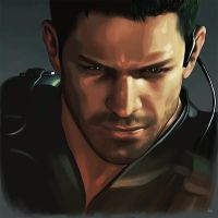 Chris Redfield - CG Painting by Kc-Eazyworld