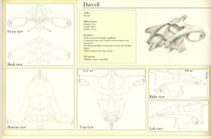 Darcell - EVE online contest by Immortelle