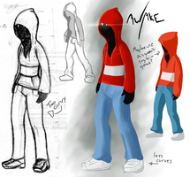 AWAKE player concept 3 by sonicbommer