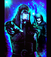 The Undertaker. Ministry of Darkness. by Neo-CriminalBlueRose