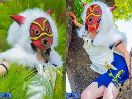 Princess Mononoke by MQuiros