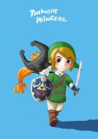Twilight Princess by Abstractmeow