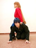 I will be your dog - Toradora by Carlos-Sakata